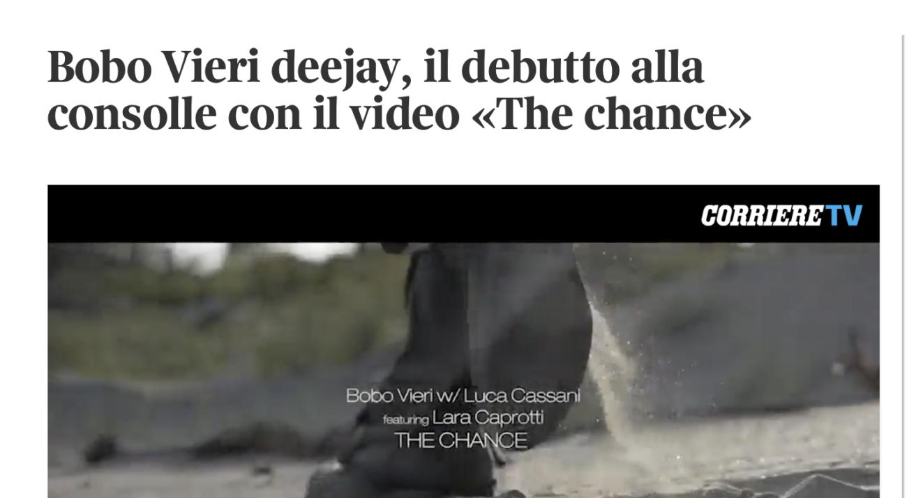 Bobo Vieri Corriere