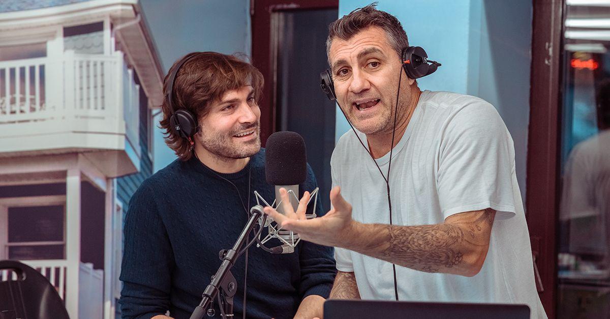 Bobo Vieri Radio Deejay